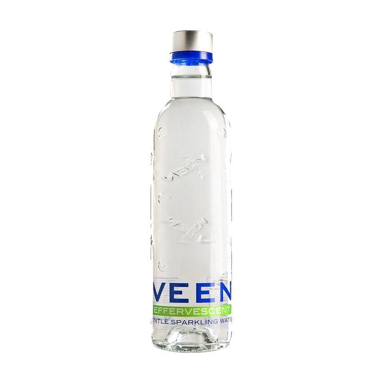 Фото - Вода минеральная VEEN газированная родниковая 0,33 л минеральная вода zagori газированная стекло 0 75 л