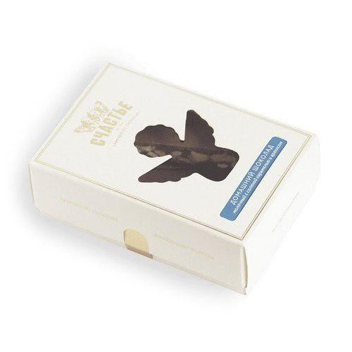 Фото - Шоколад молочный Счастье с карамелью и арахисом 140 г печенье слодыч с арахисом 450 г