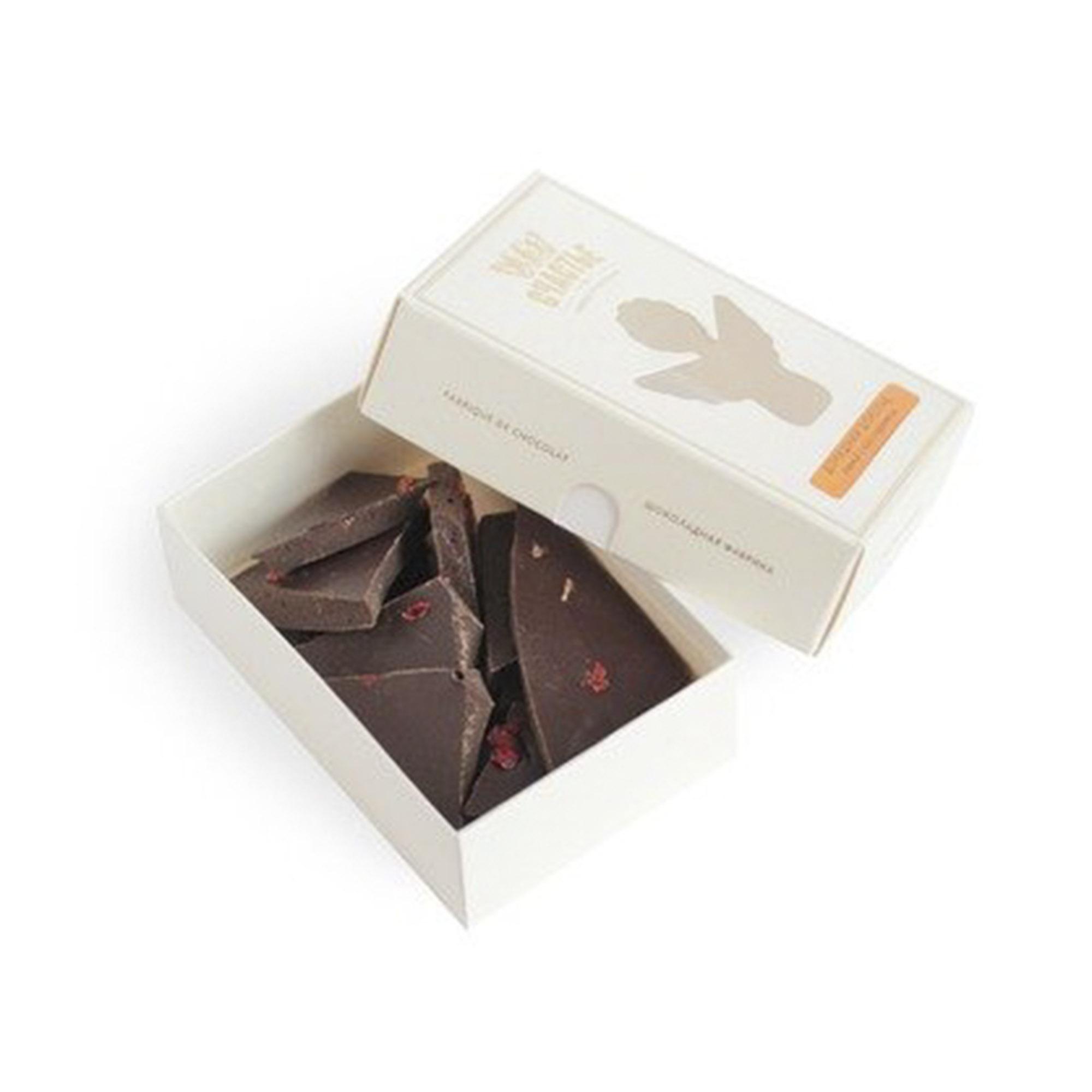 шоколад ameri горький 57% с лимоном и черным перцем 100 г Шоколад горький Счастье с карамелью и чили перцем 140 г