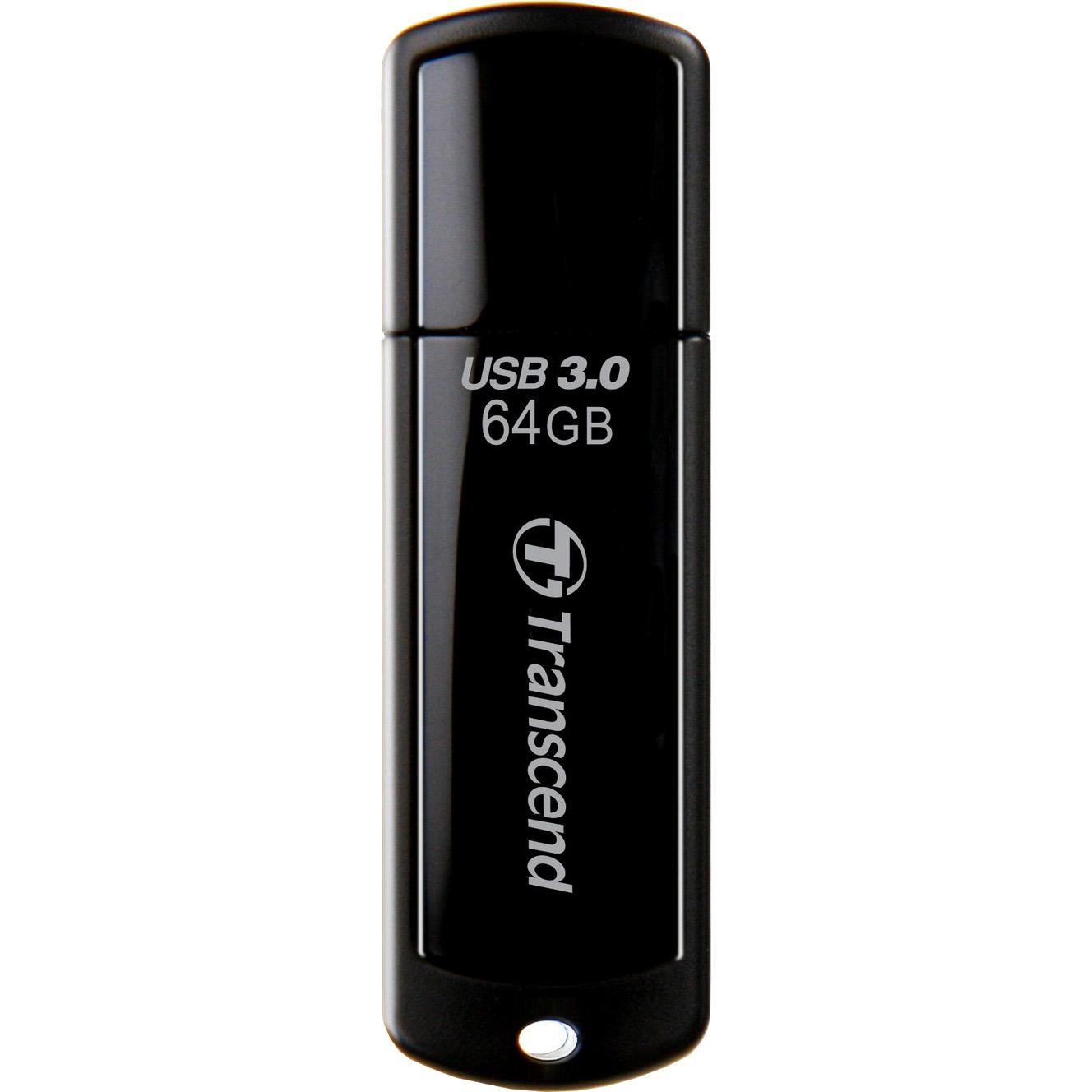 Флеш-накопитель Transcend JetFlash 700 64 GB