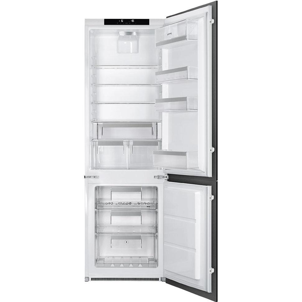Холодильник Smeg C7280NLD2P1 холодильник smeg fa860ps