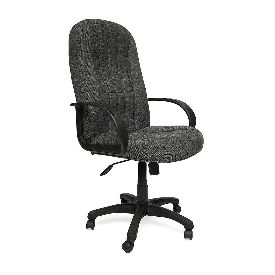 Кресло компьютерное TC серый 132х65х50 см