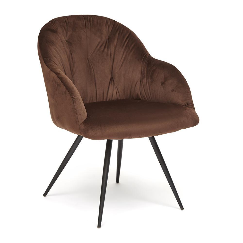 Кресло TC вельвет 67х57х82 см