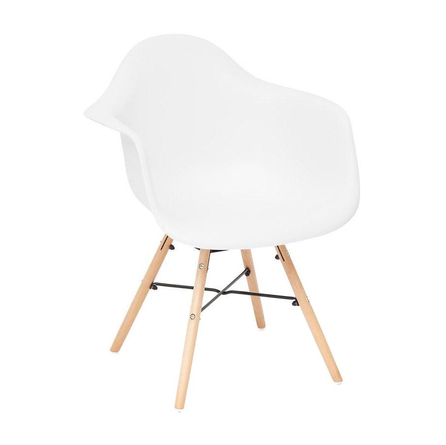 Кресло SDM дерево бук 61х60х82 см