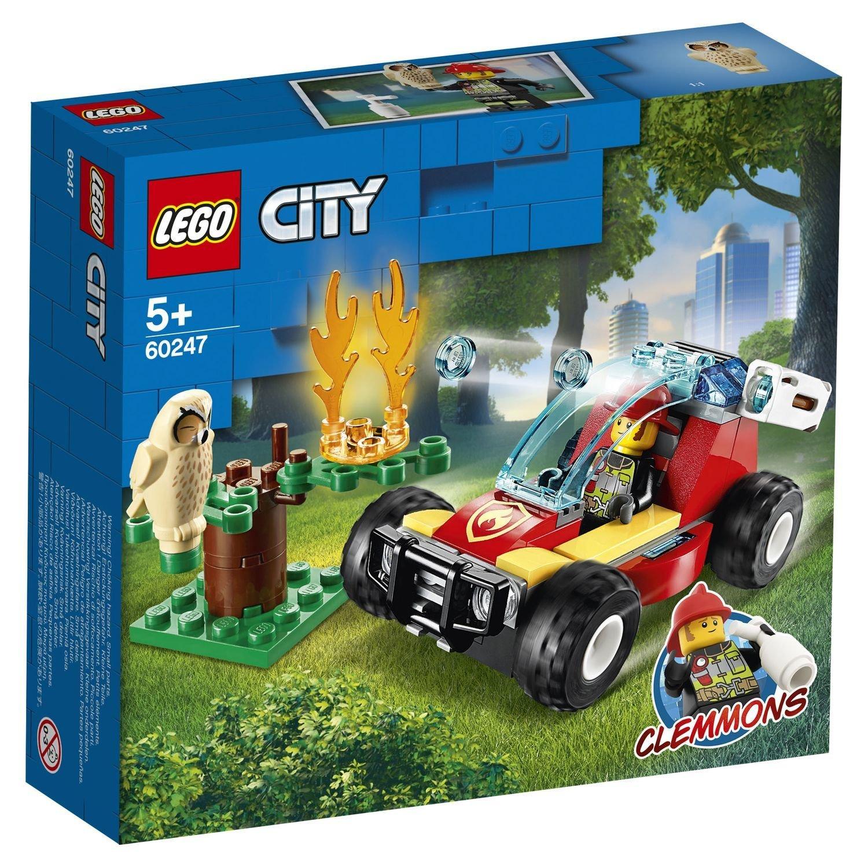 Конструктор Lego City Лесные пожарные оксана провоторова лесные сказания