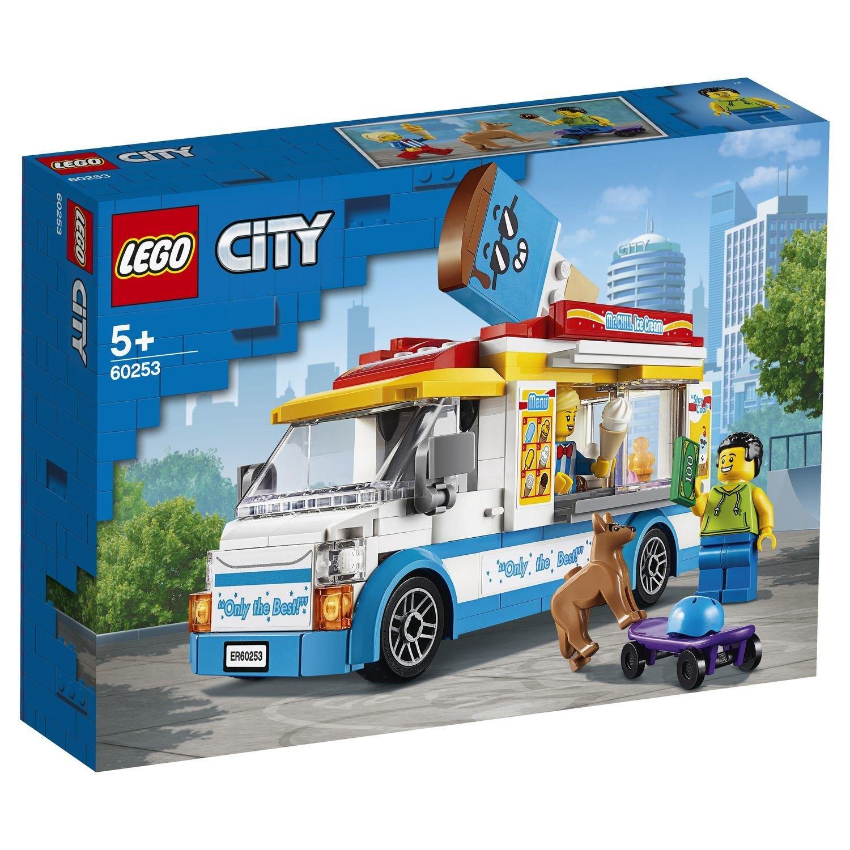 Конструктор Lego City Грузовик мороженщика