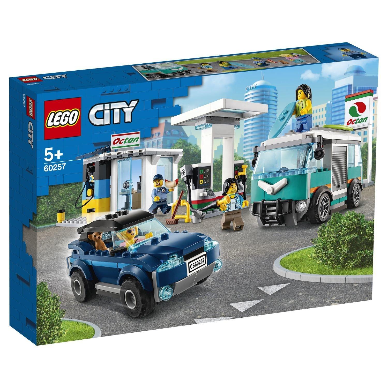 Конструктор Lego City Станция технического обслуживания фото