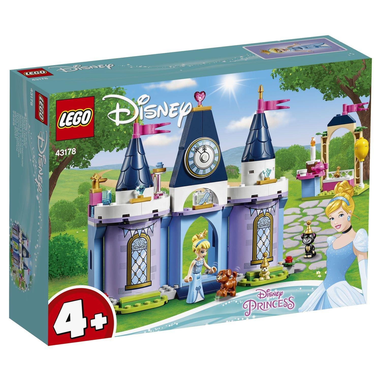 Конструктор Lego Disney Праздник в замке Золушки lego disney princess 43178 конструктор лего принцессы дисней праздник в замке золушки