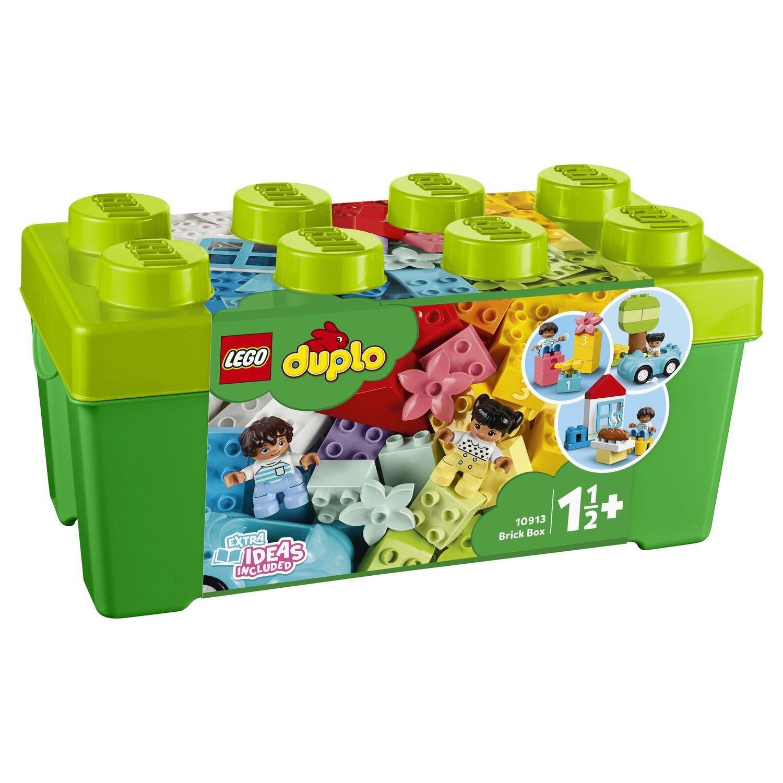 Фото - Конструктор Lego Duplo Коробка с кубиками конструктор duplo lego lego mp002xb0085f