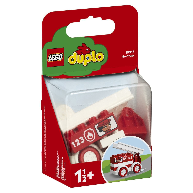 Фото - Конструктор Lego Duplo Пожарная машина конструктор duplo lego lego mp002xb0085f