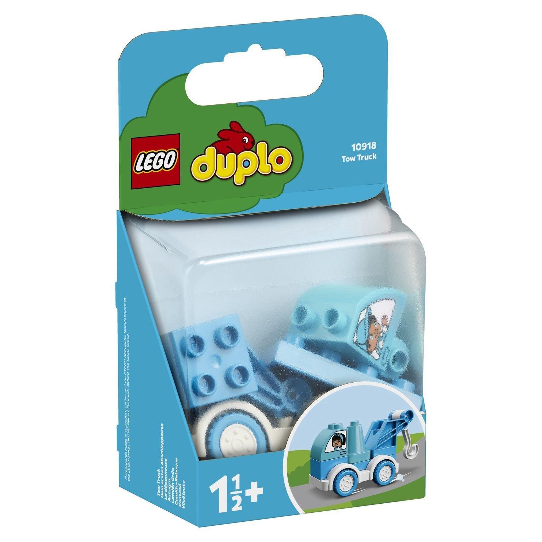 Фото - Конструктор Lego Duplo Буксировщик конструктор duplo lego lego mp002xb0085f