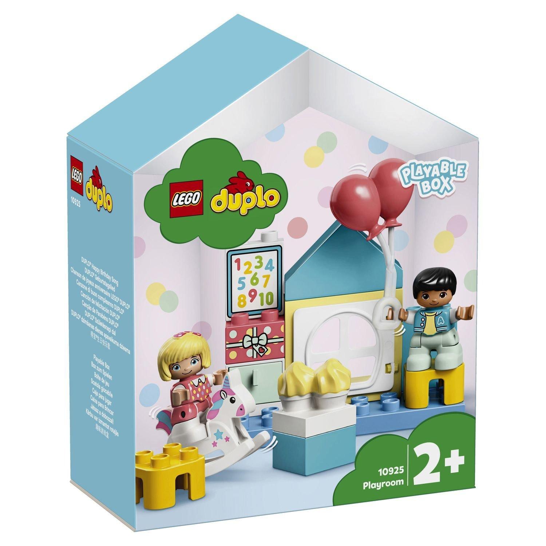 Фото - Конструктор Lego Duplo Игровая комната конструктор duplo lego lego mp002xb0085f
