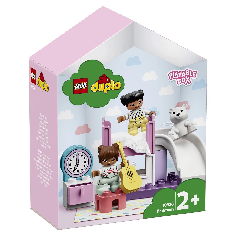 Фото - Конструктор Lego Duplo Спальня конструктор duplo lego lego mp002xb0085f