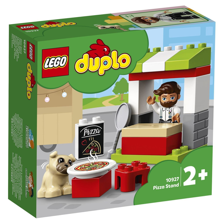 Фото - Конструктор Lego Duplo Киоск-пиццерия конструктор lego duplo моя первая минни 10897