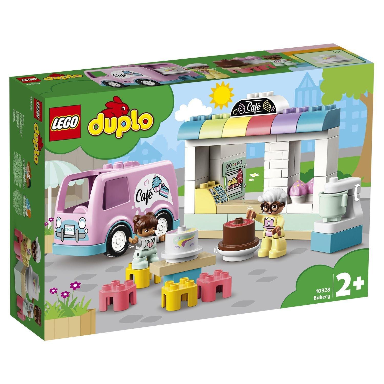 Фото - Конструктор Lego Duplo Пекарня конструктор duplo lego lego mp002xb0085f