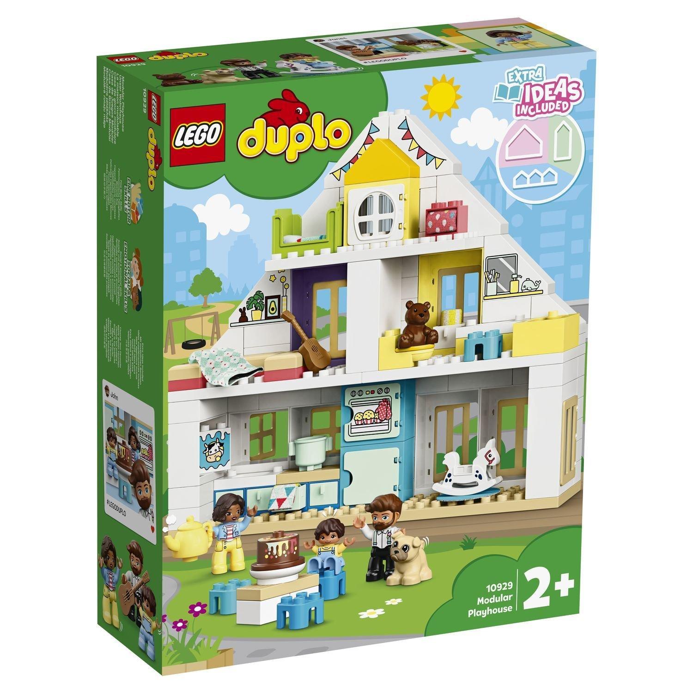 Фото - Конструктор Lego Duplo Модульный игрушечный дом конструктор duplo lego lego mp002xb0085f