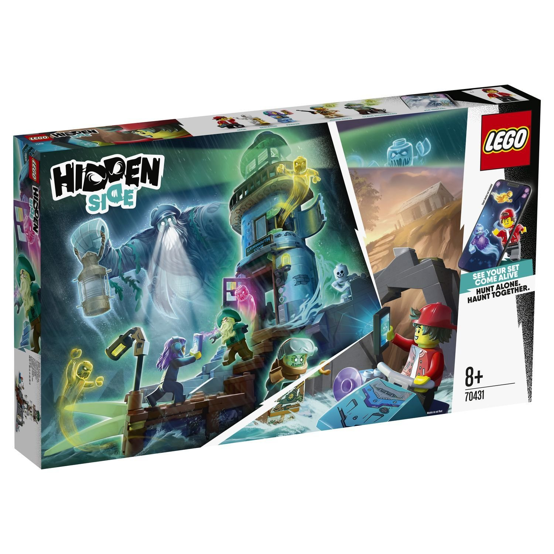 Конструктор Lego Hidden Side Маяк тьмы фото