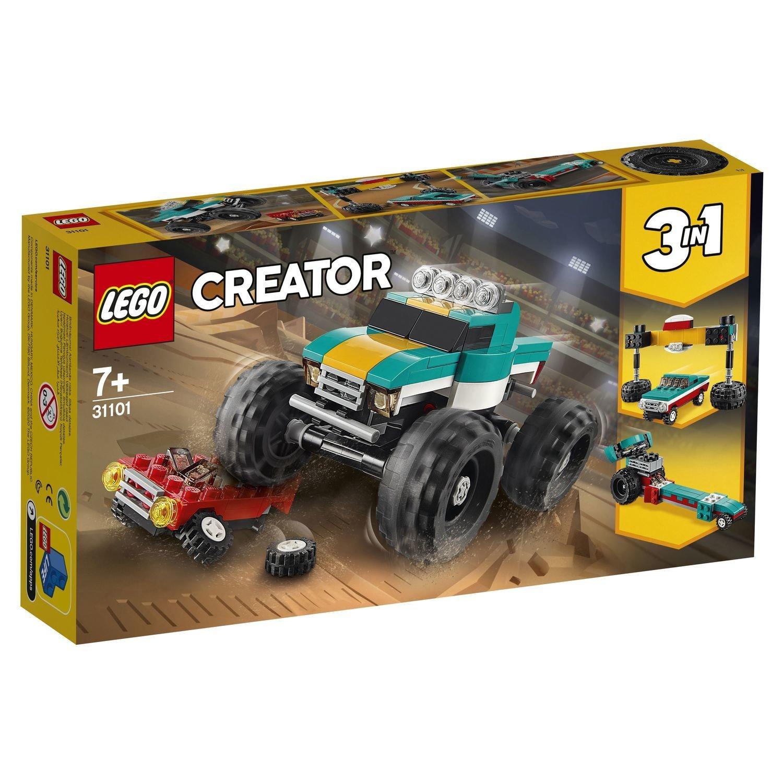 Конструктор Lego Creator Монстр-трак конструктор creator lego lego mp002xb00cac