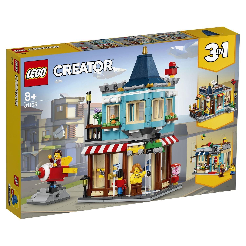 конструктор lego история игрушек 4 весёлый отпуск 10769 Конструктор Lego Creator Городской магазин игрушек
