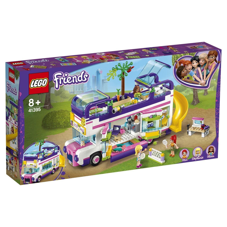 Конструктор Lego Friends Автобус для друзей конструктор lego friends 41338 спортивная арена стефани