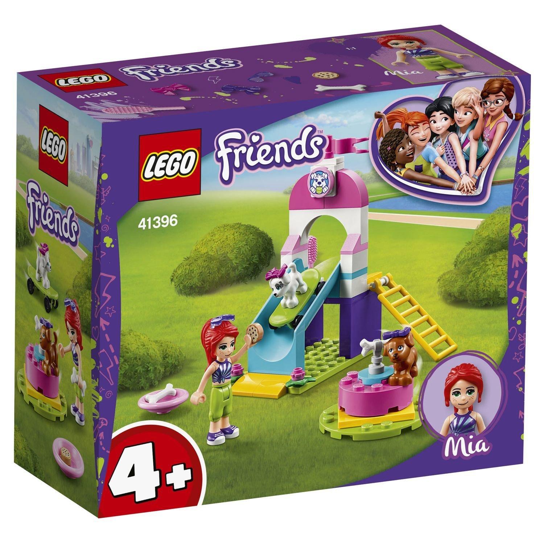 Конструктор Lego Friends Игровая площадка для щенков конструктор lego friends игровая шкатулка андреа