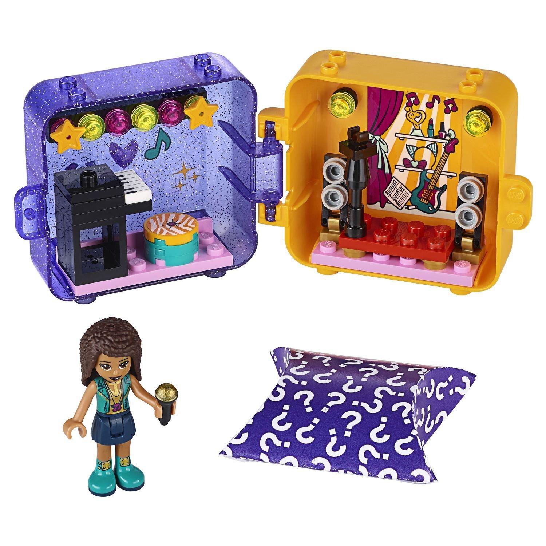 Конструктор Lego Friends Игровая шкатулка Андреа конструктор lego friends игровая шкатулка стефани