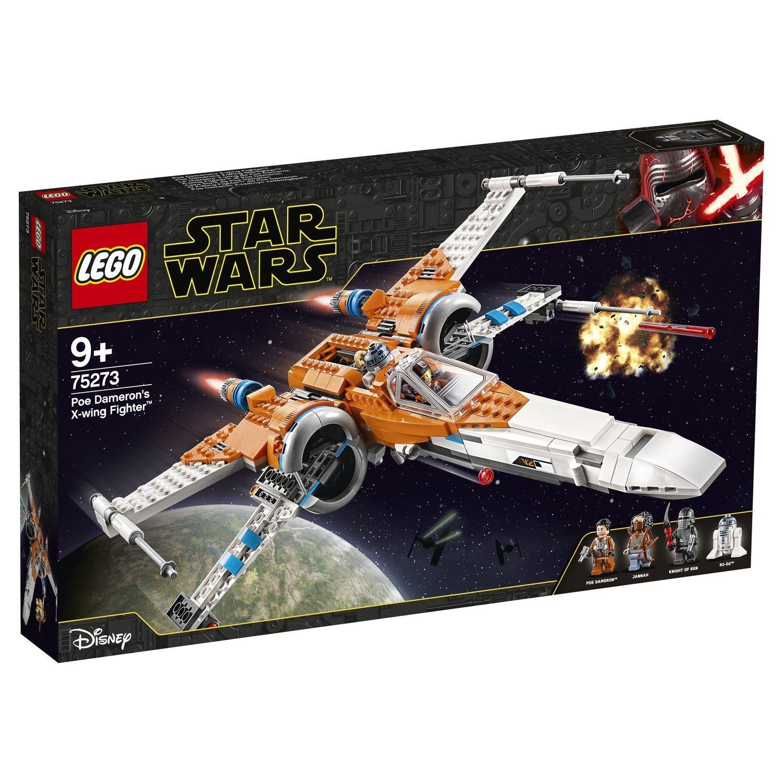 Конструктор Lego Star Wars Истребитель По Дамерона конструктор lego star wars микрофайтеры 75263