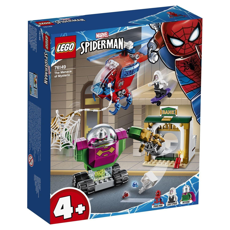 Конструктор Lego Avengers Угрозы Мистерио