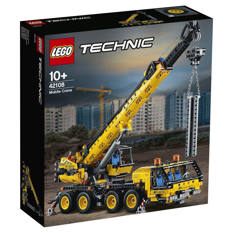 Конструктор Lego Technic Мобильный кран