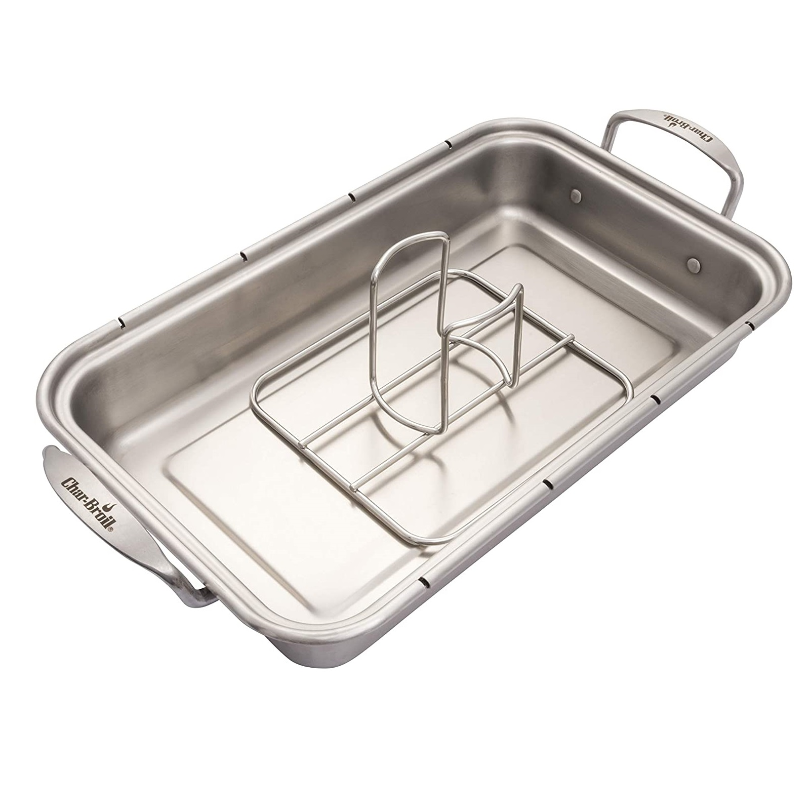 Ростер для курицы с креплением для емкости Char-broil grill+ 15х17х6,5 см