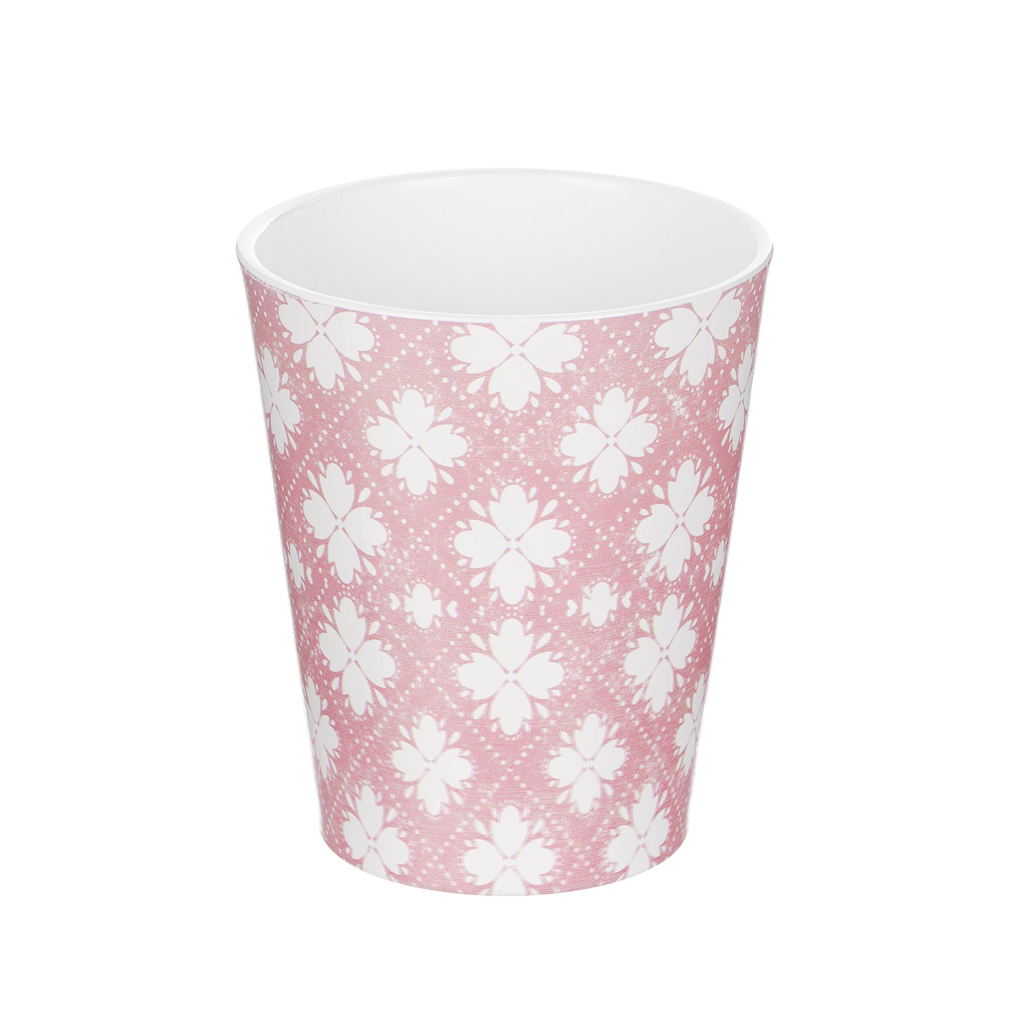Кашпо для орхидей Soendgen medina d15 розово-белое недорого