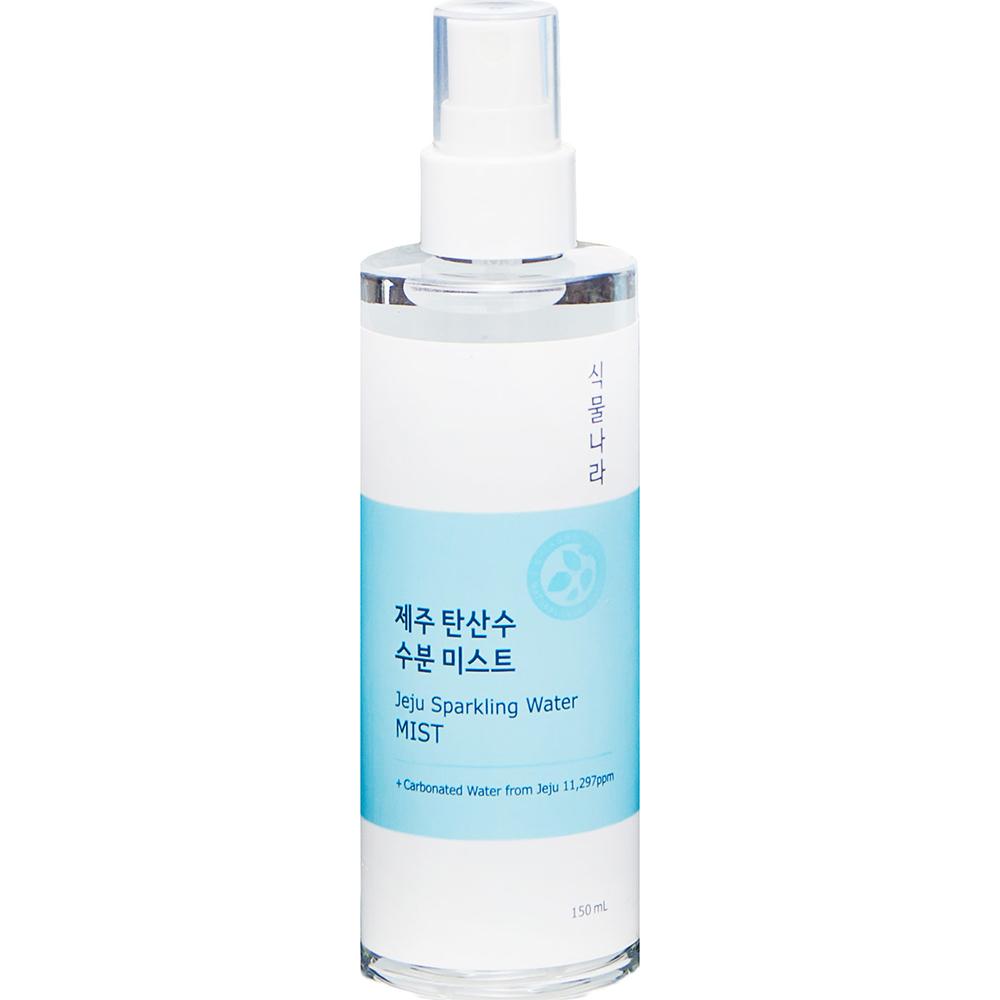 Мист для лица Shingmulnara Jeju Sparkling Water Увлажняющий 150 мл крем для лица shingmulnara jeju sparkling water гидрирующий 100 мл