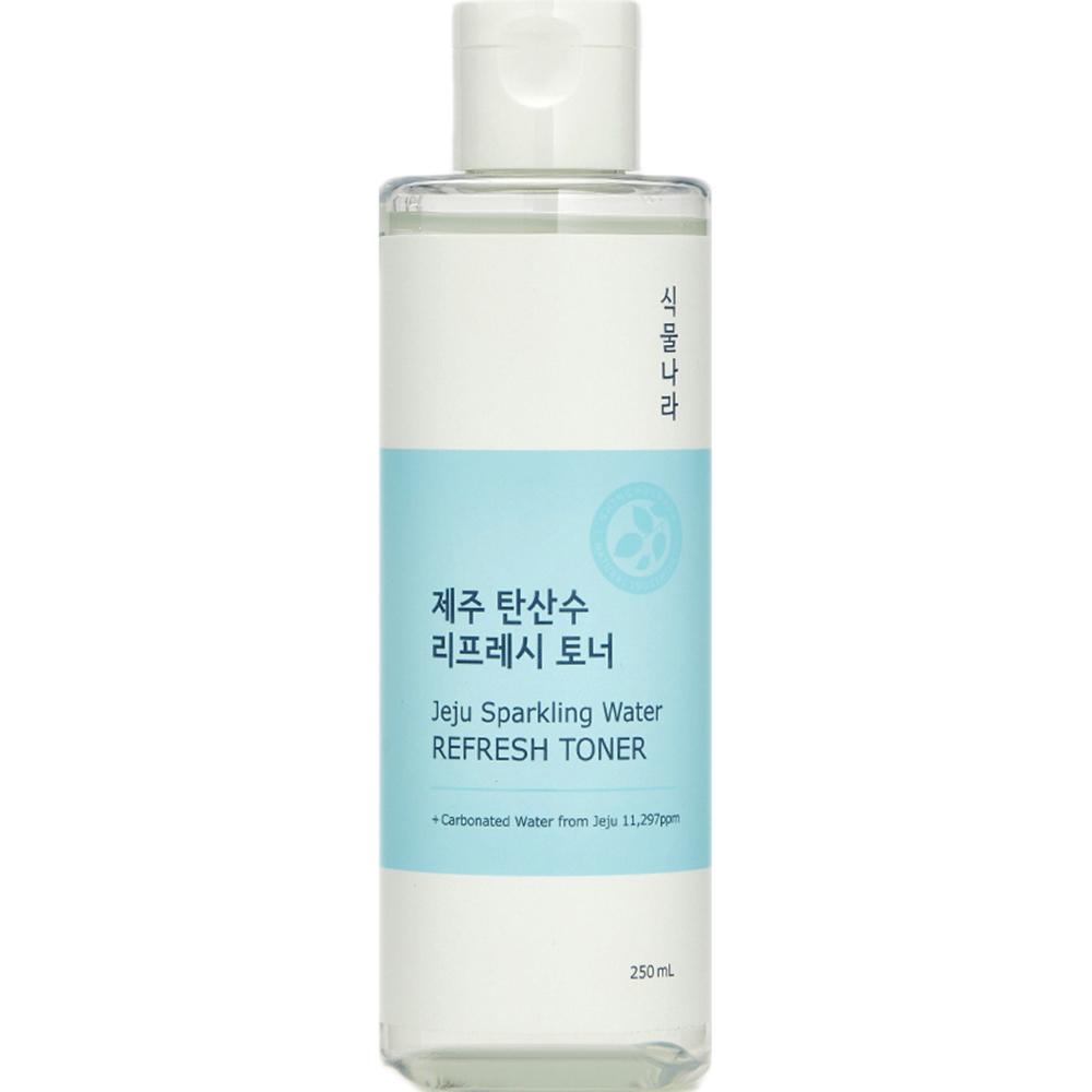 Тонер для лица Shingmulnara Jeju Sparkling Water Увлажняющий 260 мл крем для лица shingmulnara jeju sparkling water гидрирующий 100 мл