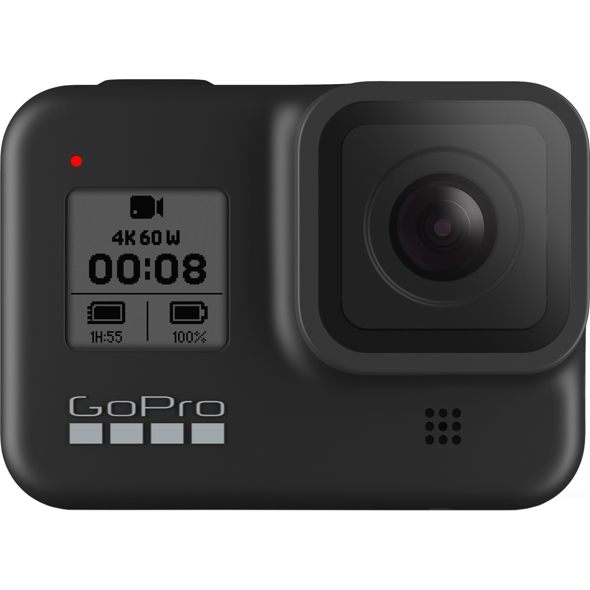 Экшн-камера GoPro HERO8 CHDHX-801-RW Black экшн камера gopro hero8 black edition chdhx 801 rw