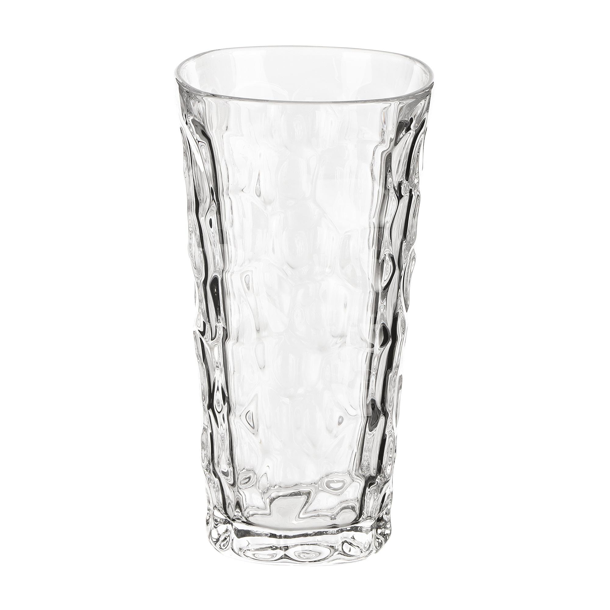Набор стаканов Crystalite Bohemia Marble 375 мл 6 шт