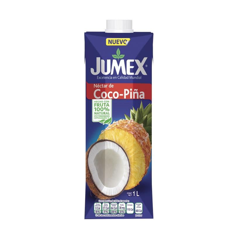 Нектар Jumex Кокос и Ананас 1 л недорого