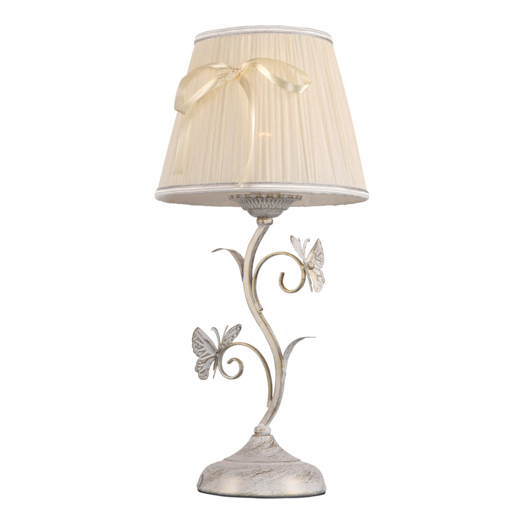 Лампа настольная Rivoli farfalla t1 wg 40w (2014-501) сумка farfalla rosso