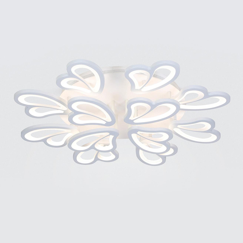 Люстра Rivoli Cuore PL12 WT 144W LED 3000K (6009-112)