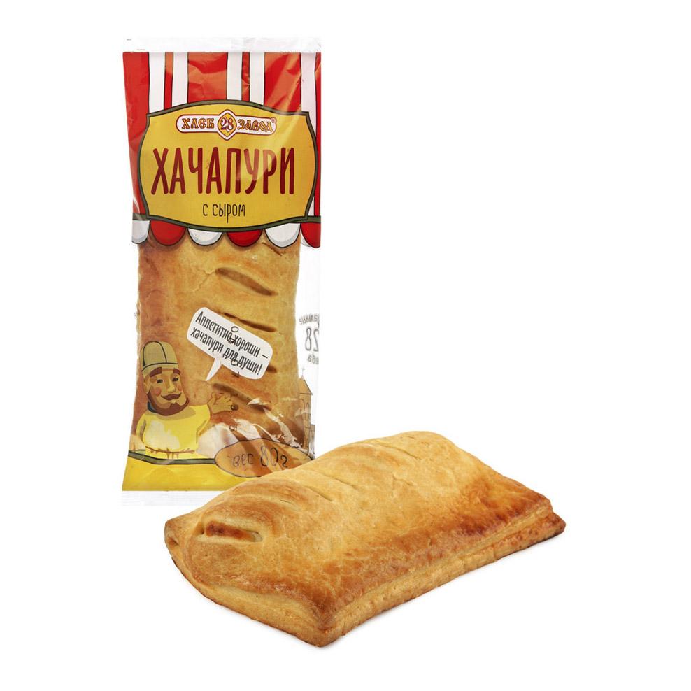 Хачапури Хлебозавод №28 с сыром 80г