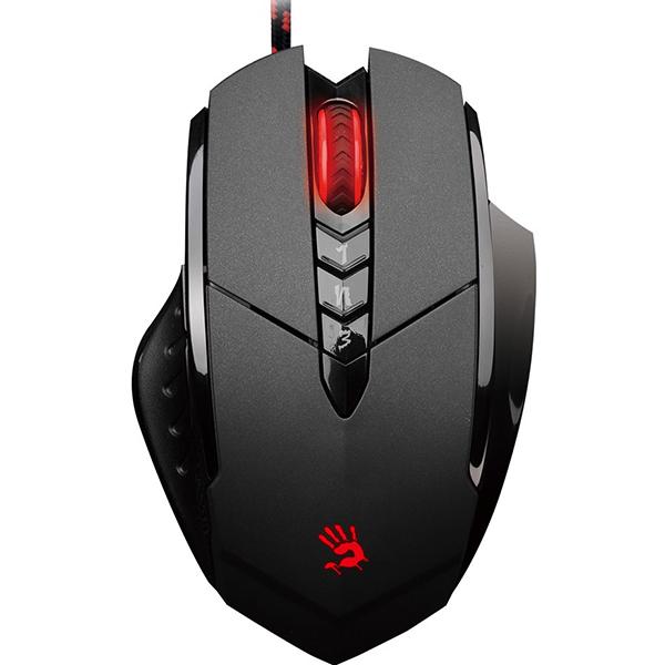 Компьютерная мышь A4Tech V7 Bloody (Black) фото