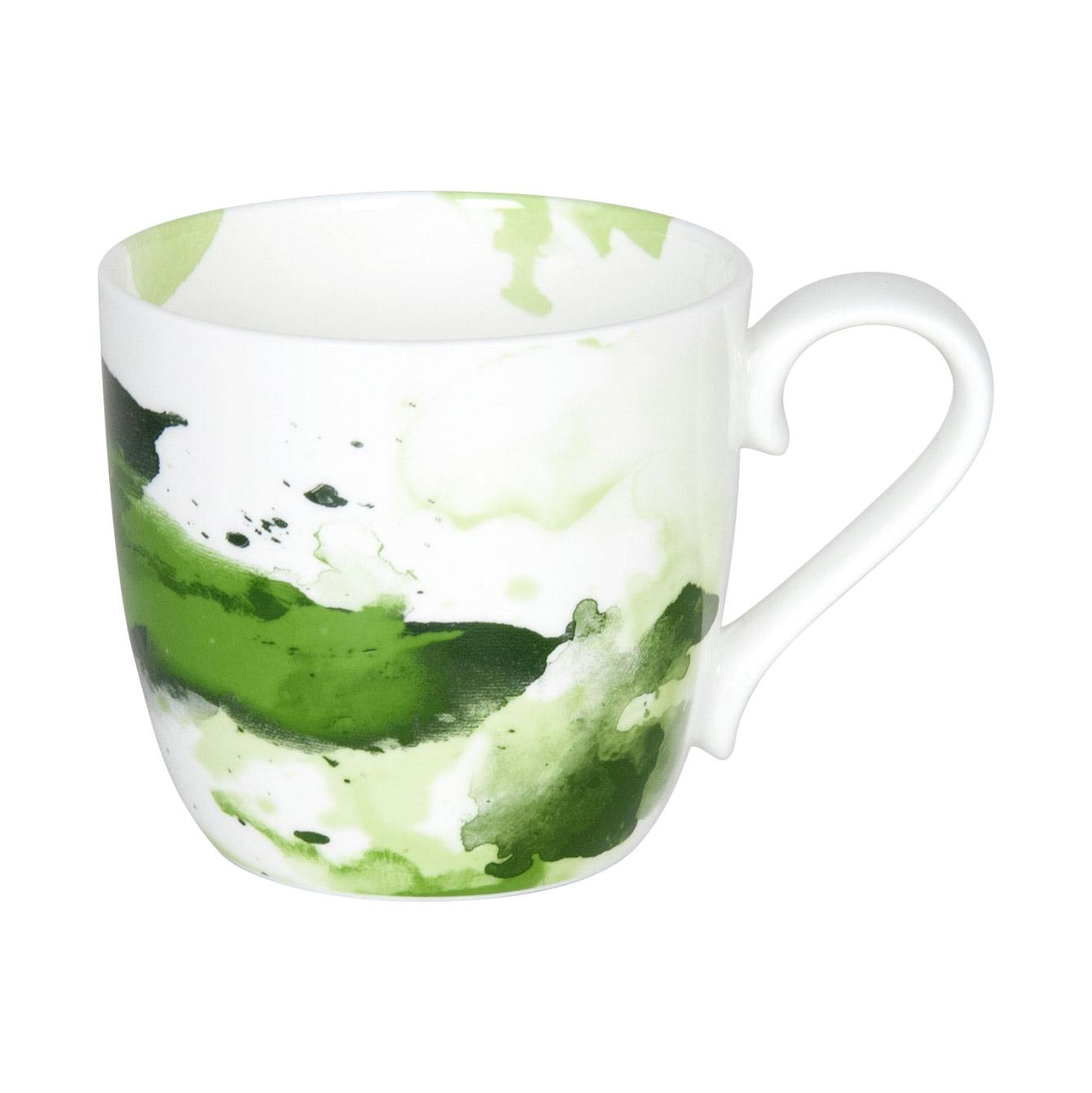 Фото - Кружка Konitz Зеленые краски 450 мл кружка konitz эволюция 490 мл
