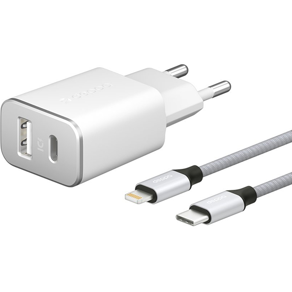 Фото - Зарядное устройство Deppa 11390 (USB Type-C), белый зарядное устройство olympus bcn 1 для omd