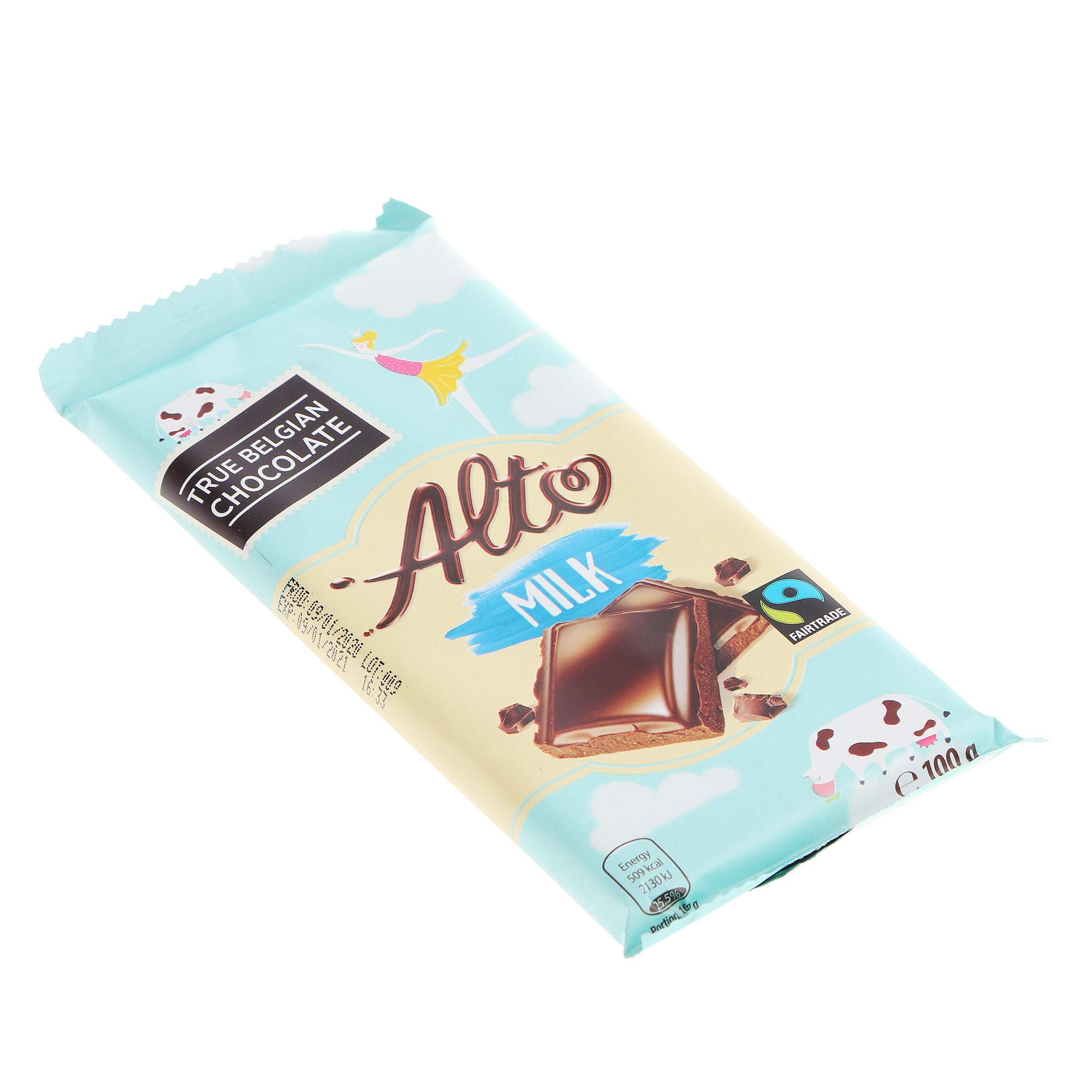 Фото - Шоколад молочный Romega Alto 100 г alto ts sub18