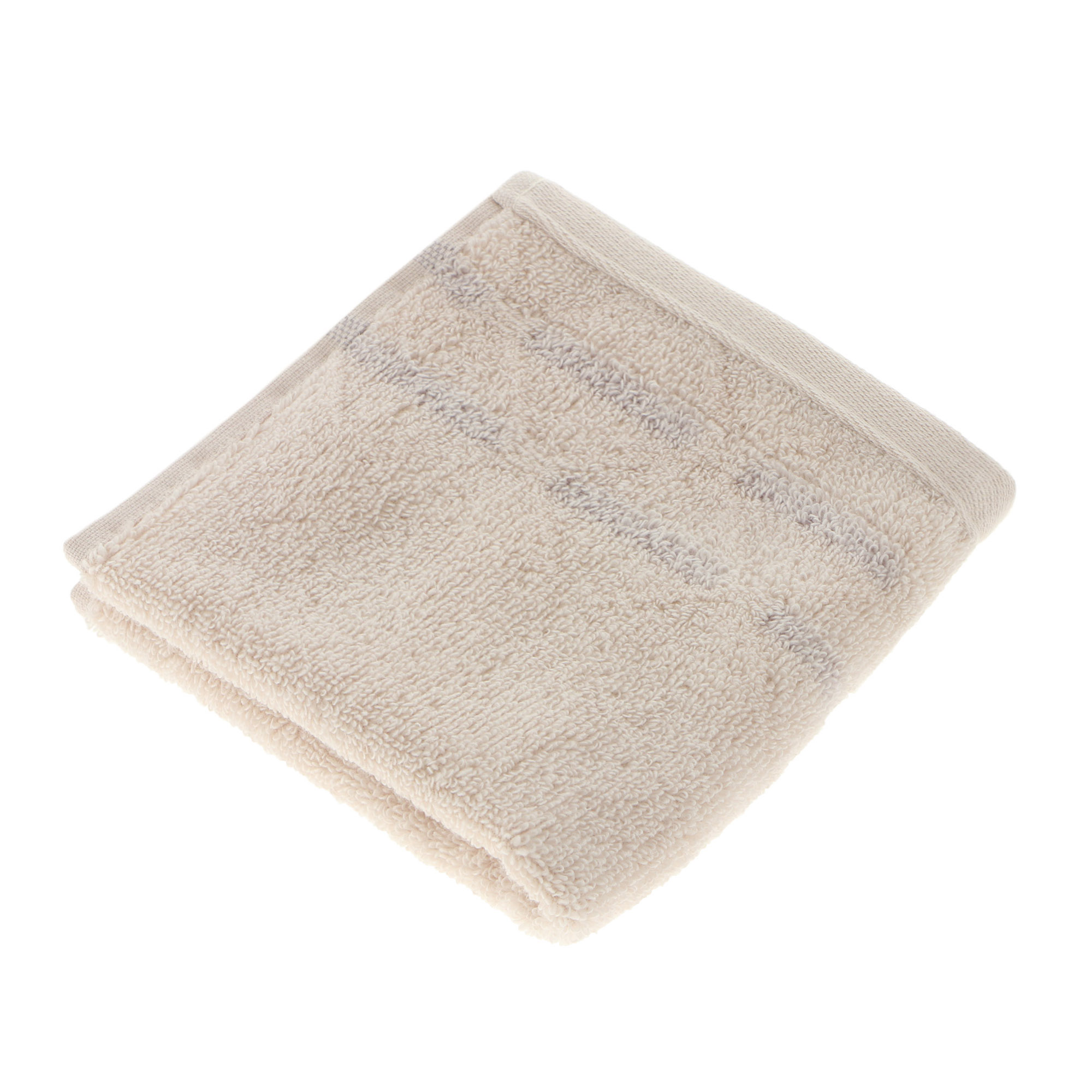 Полотенце махровое Cleanelly Фионда 30х30 молочный фото