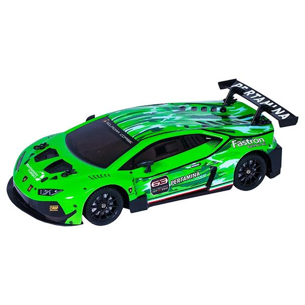 Фото - Машинка Wincars Lamborghini Huracan GT3 1:16 на р/у машинка wincars mercedes amg c63 dtm 1 24 на р у