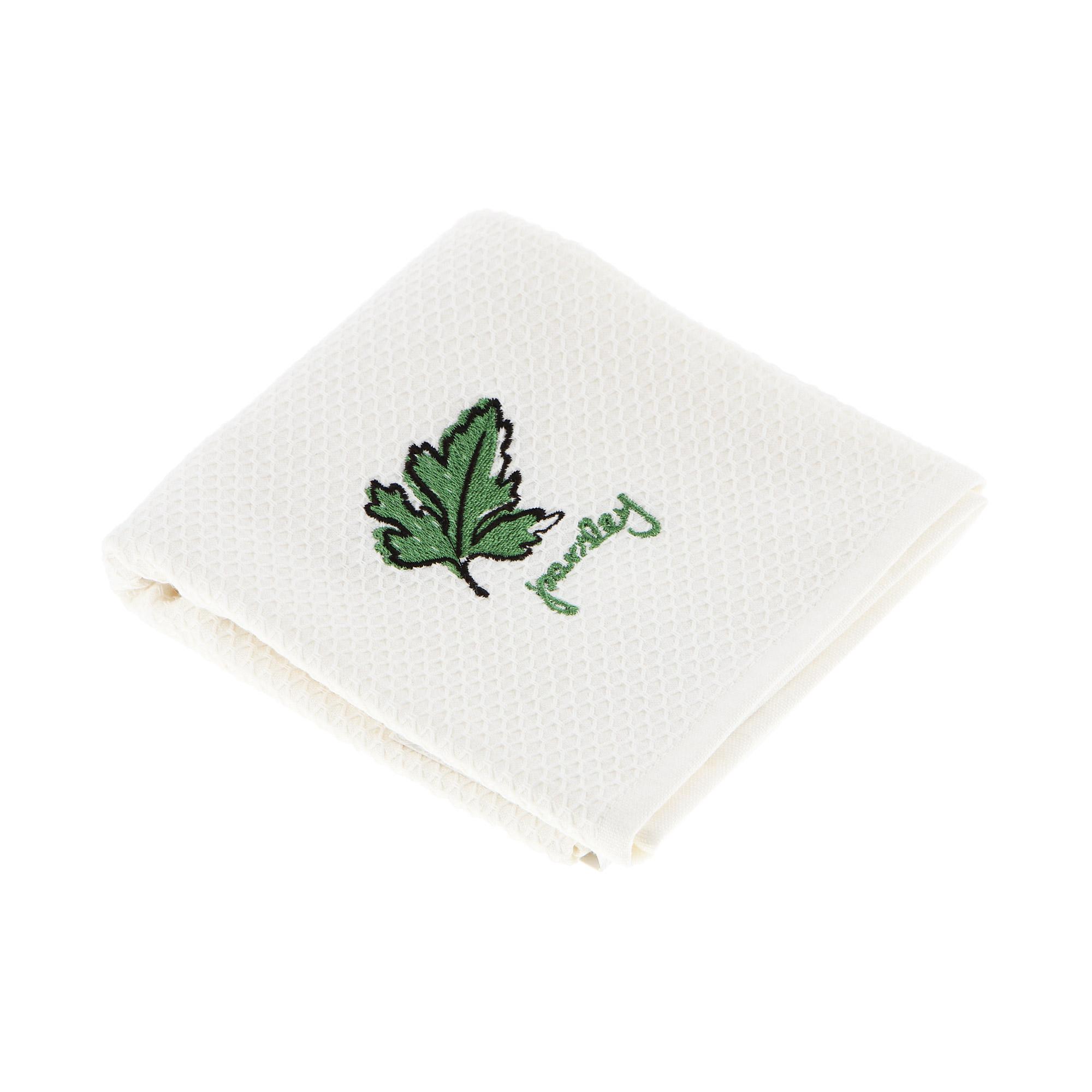 Полотенце кухонное 45x70 Asil wavy parsley.