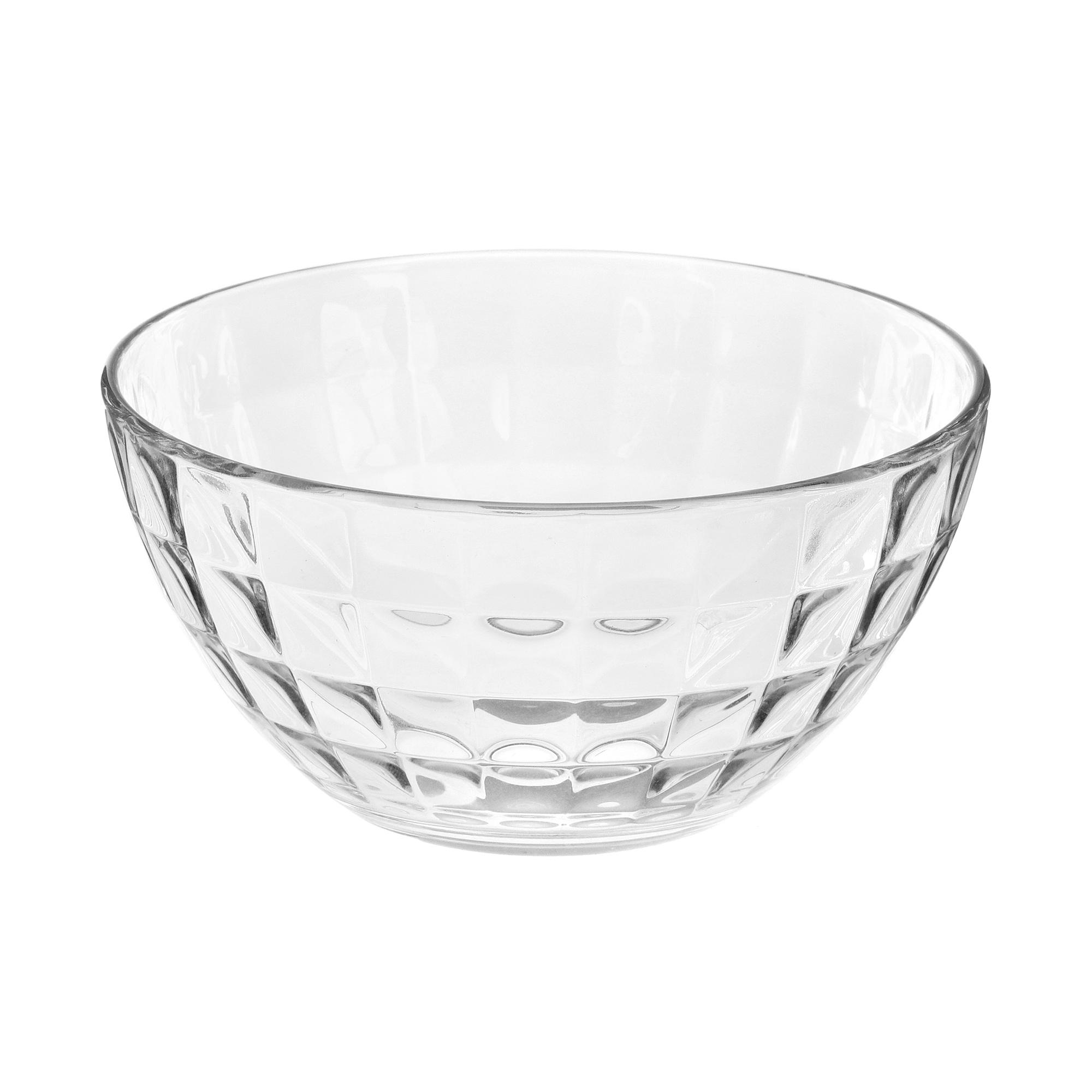 Салатник стеклянный Осз Монарх 15,8 см