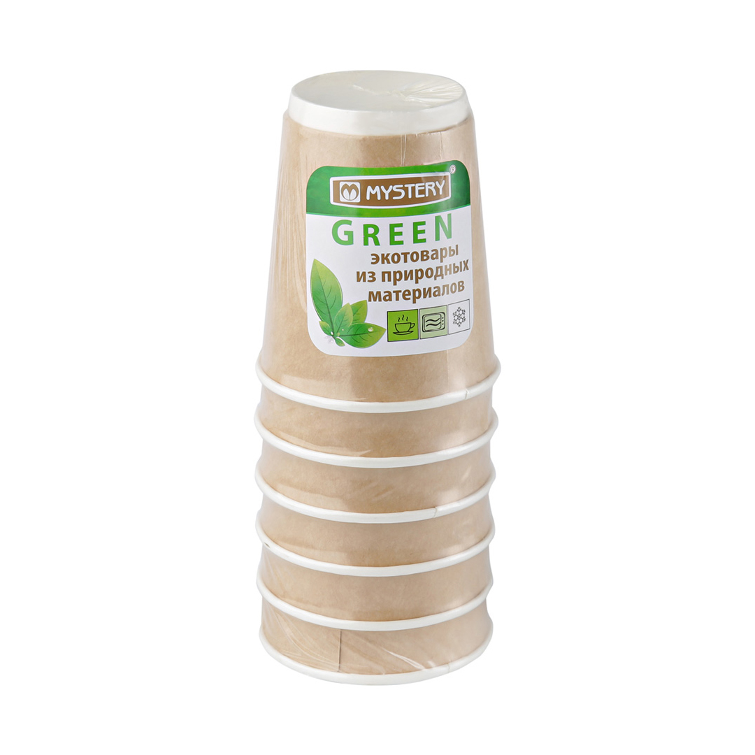 Набор стаканов Green Mystery 250 мл 6 шт недорого