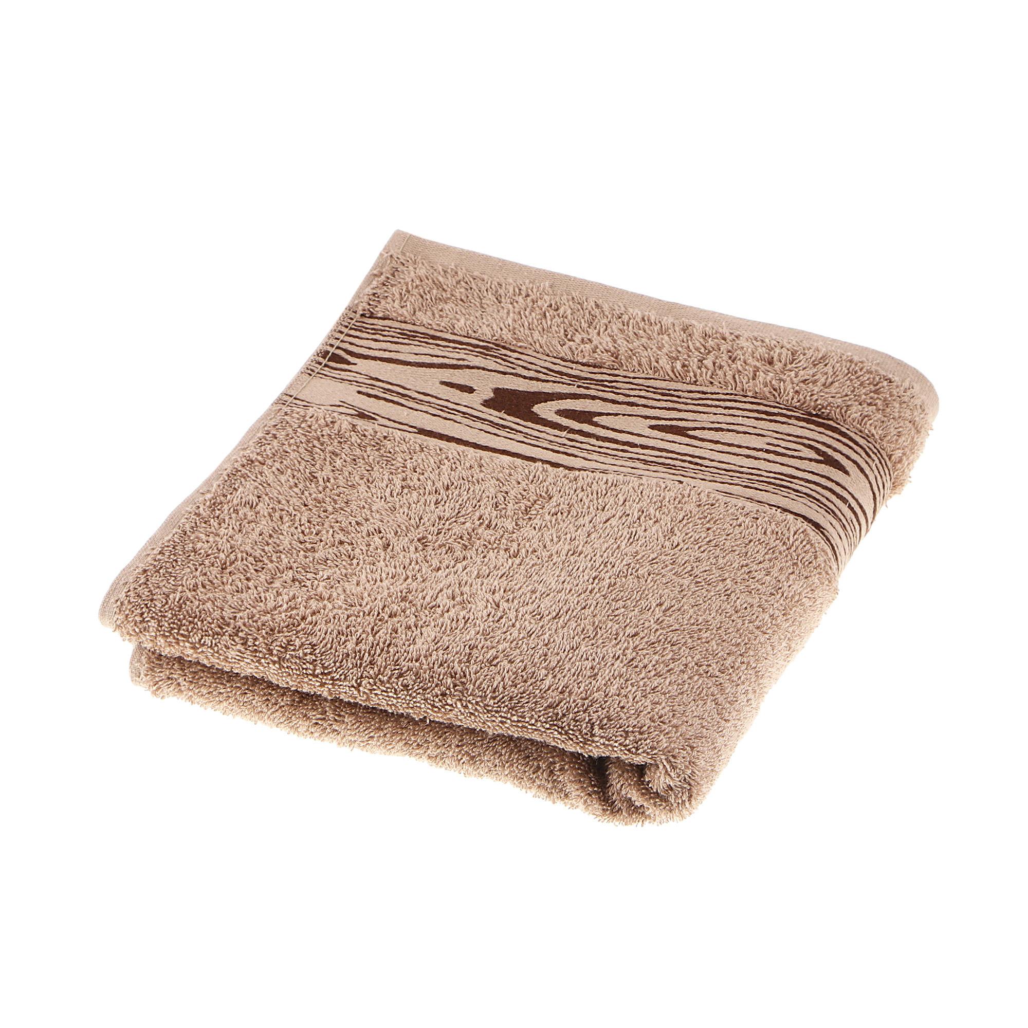 Полотенце махровое Asil wood 70x140 beige.