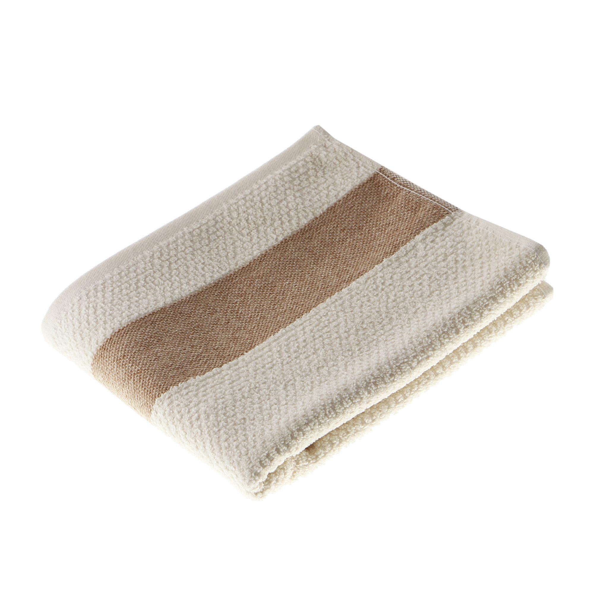 Полотенце махровое Asil woody 30x50 cream